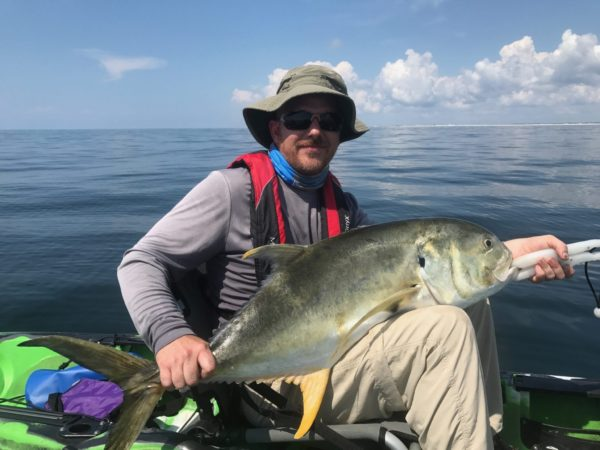 Navarre Kayak Fishing Charters
