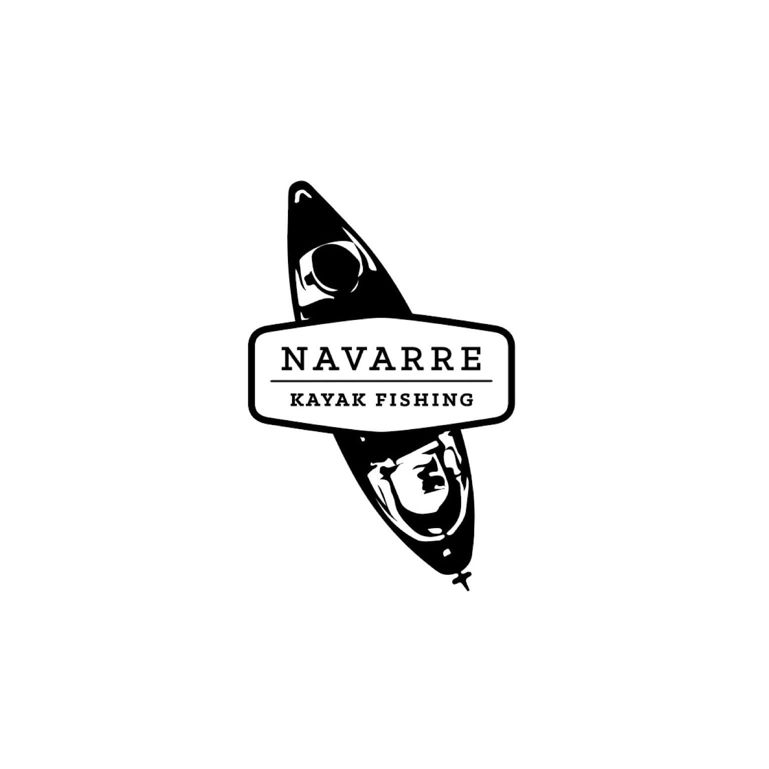 Navarre Kayak Fishing Decals