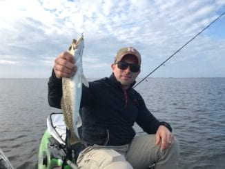 Navarre Kayak Fishing Charters . What's Biting - December