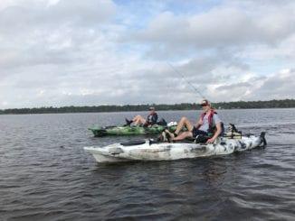 Kayak Fishing Trips