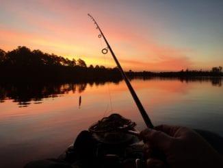 Destin Kayak in Fishing