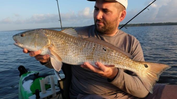 What's Biting - March Navarre Kayak Fishing