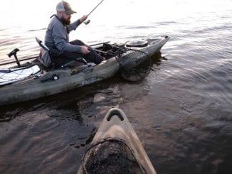 Navarre Beach Kayak Rentals Old Town Predator PDL Maintenance
