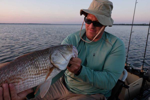 Inshore Kayak Fishing Charters