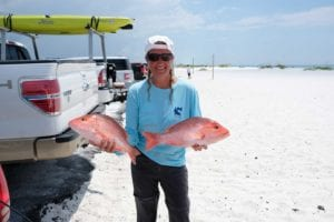 Kayak Fishing for Red Snapper Kayak Fishing Charters