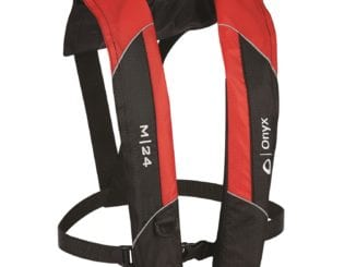 Onyx M-24 Manual Inflatable Lifejacket