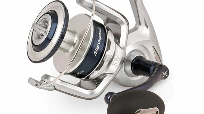 Shimano Saragosa SRG6000SW | Kayak Fishing Accessories | Navarre Kayak Fishing